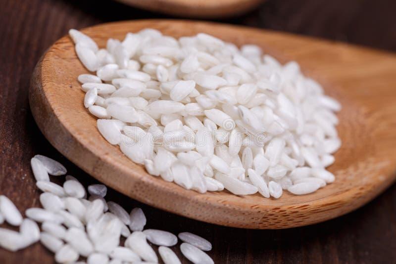 Biały ryż zdjęcie stock