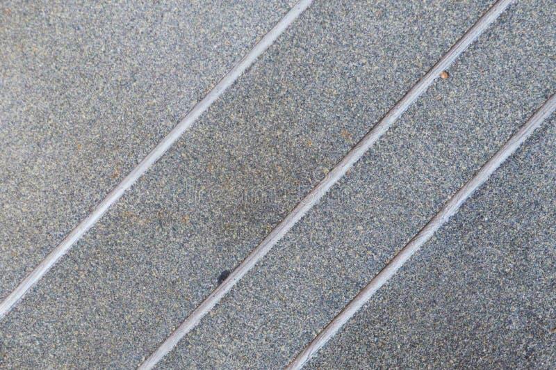 3 Białych linii Diagonalny tło obraz stock