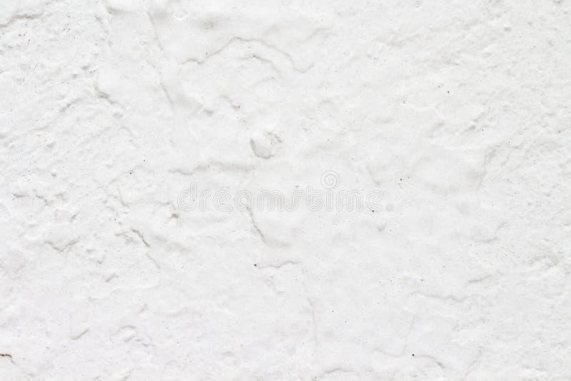 Bia?a betonowej ?ciany tekstura zdjęcie royalty free