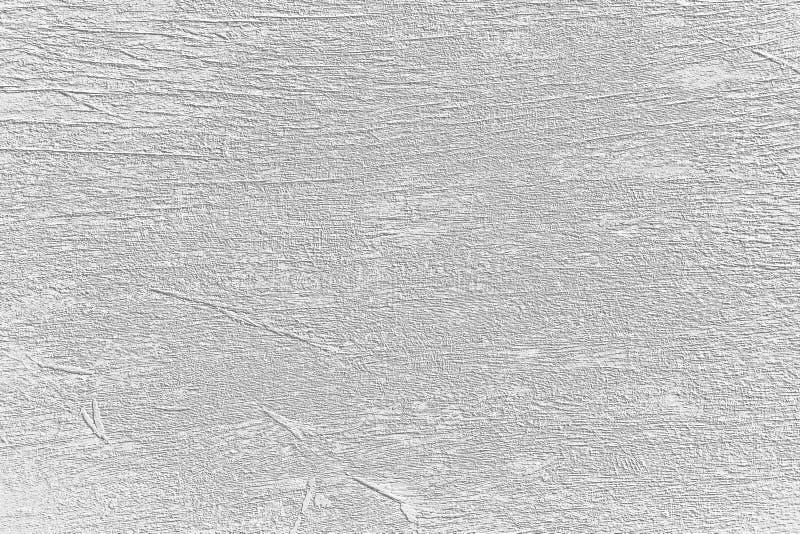 Bia?ego cementu ?ciany wzoru projekt dla t?a i tekstury fotografia stock