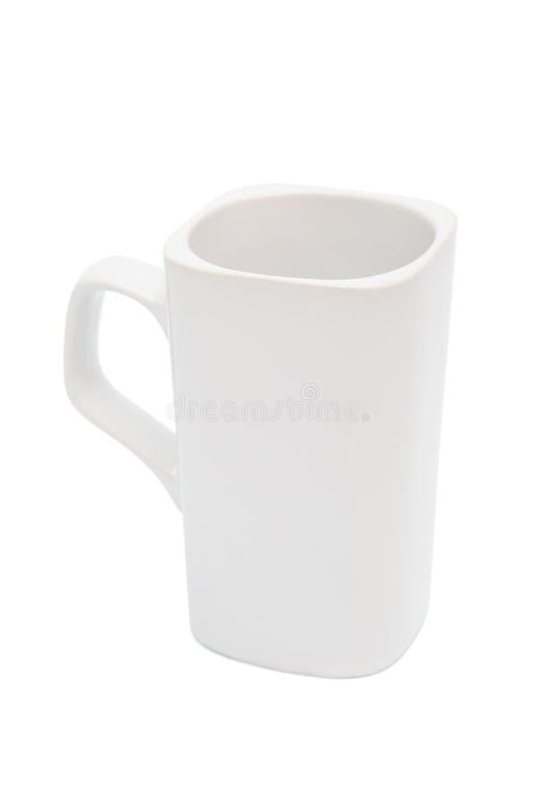Download Biały kawowy kubek zdjęcie stock. Obraz złożonej z odbicie - 28971972