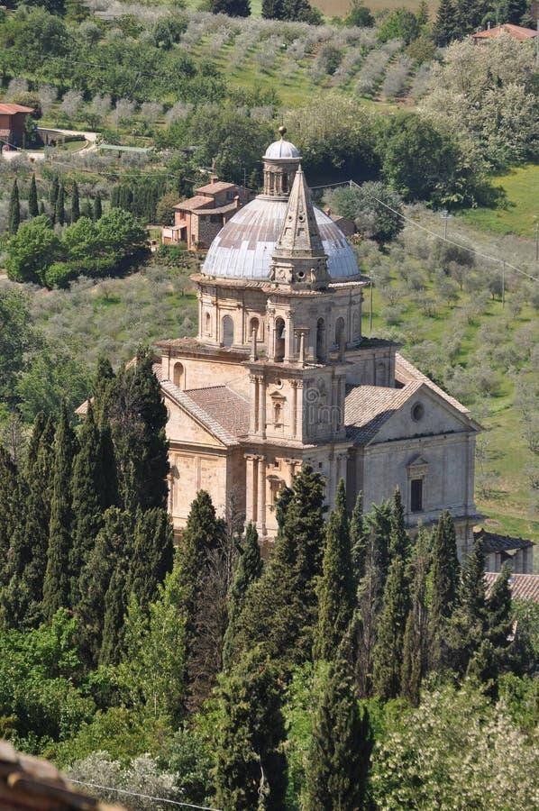 biagio montepulciano San obrazy stock