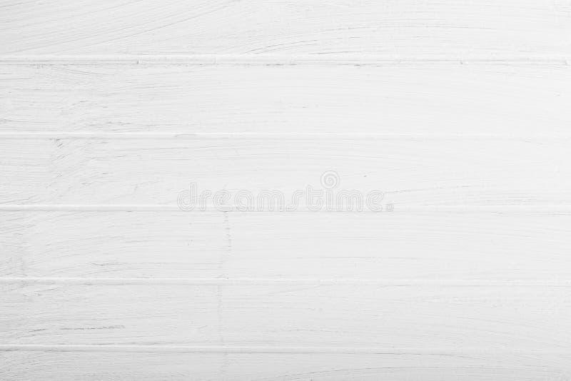 Biali drewniani tła obraz stock