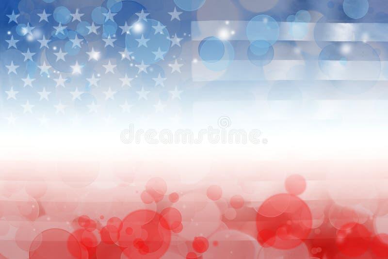 Bianco e blu rossi fotografia stock libera da diritti