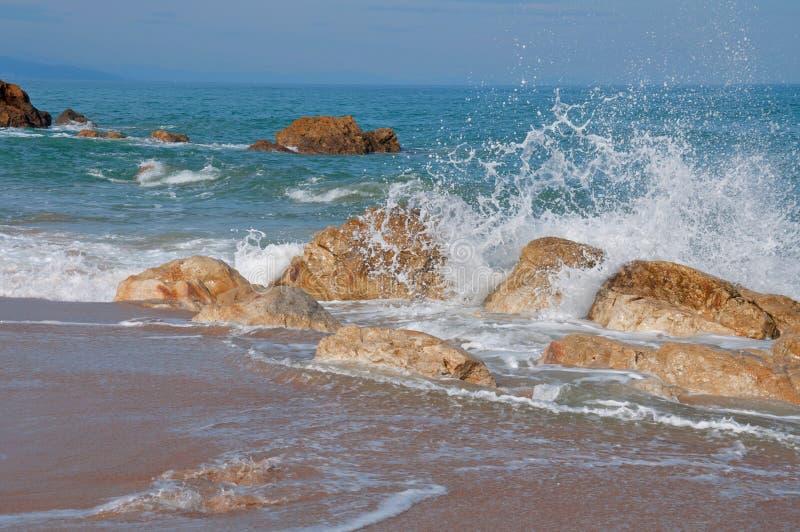 Biarritz lizenzfreie stockfotografie
