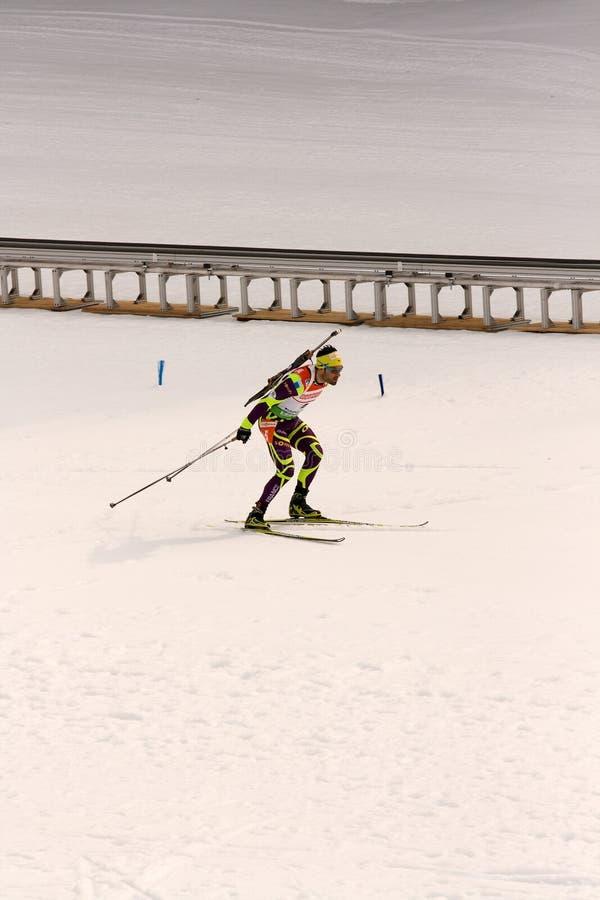Download Biathlon World Championships 2012 Editorial Photography - Image of biathletes, cross: 23684197