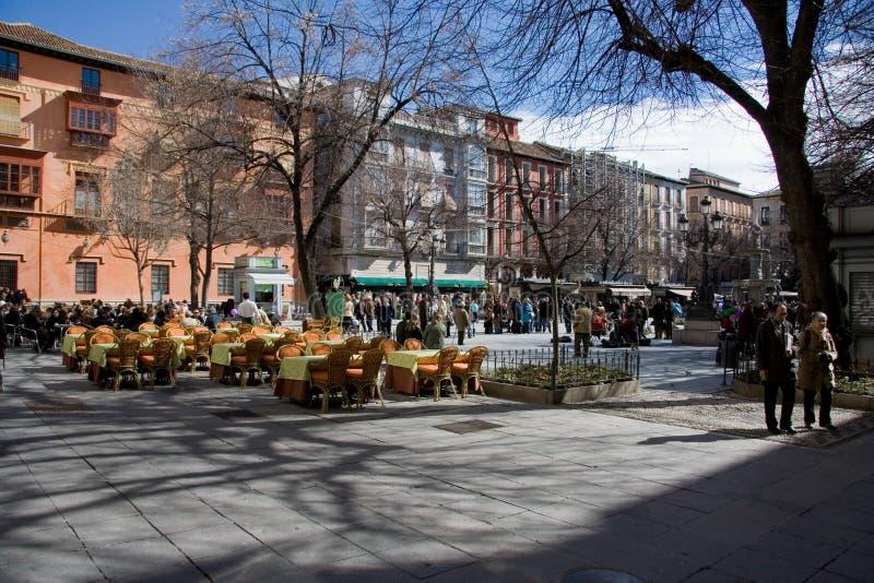 Bib Rambla - Granada foto de stock royalty free