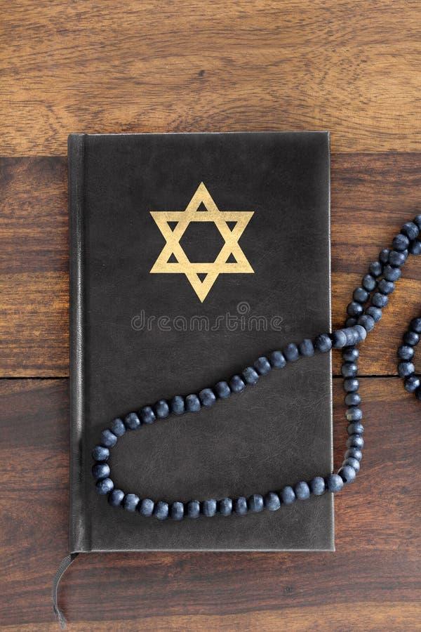 Bibbia ebrea immagine stock