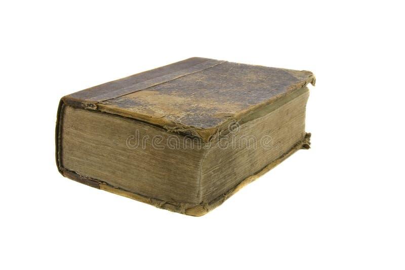 Bibbia molto vecchia immagini stock