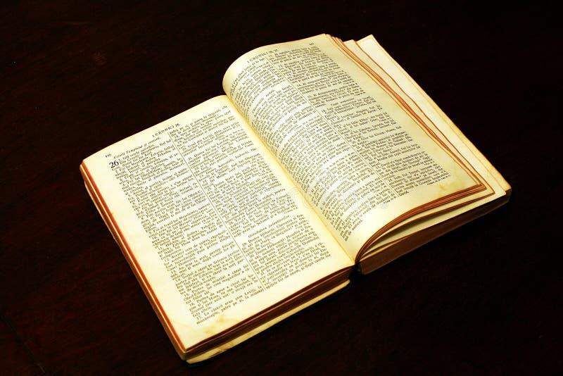 Download Bibel fotografering för bildbyråer. Bild av canonic, dogm - 248523