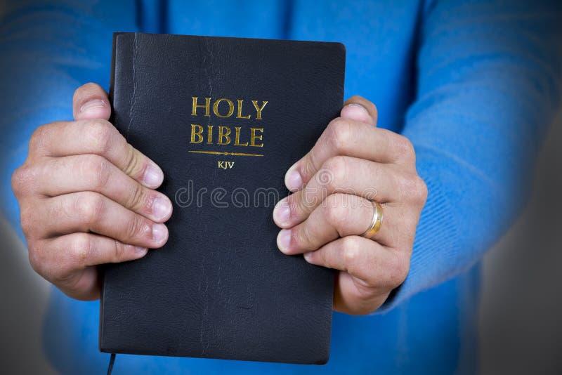 bibelhelgedom royaltyfri bild