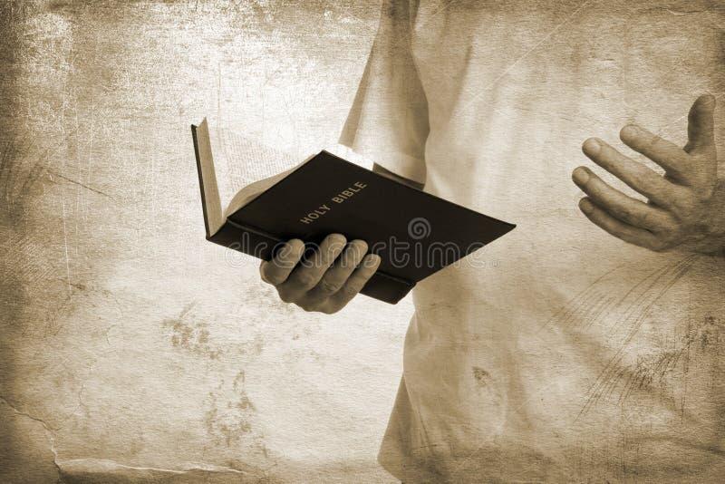 bibelhelgedom arkivfoto