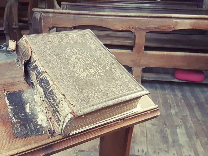 Bibeln royaltyfri foto