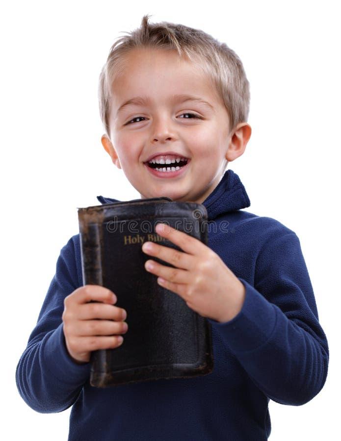 Bibelstudie royaltyfri fotografi