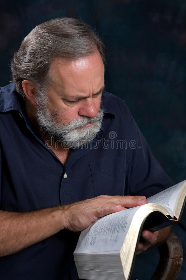 bibelstudy royaltyfri fotografi