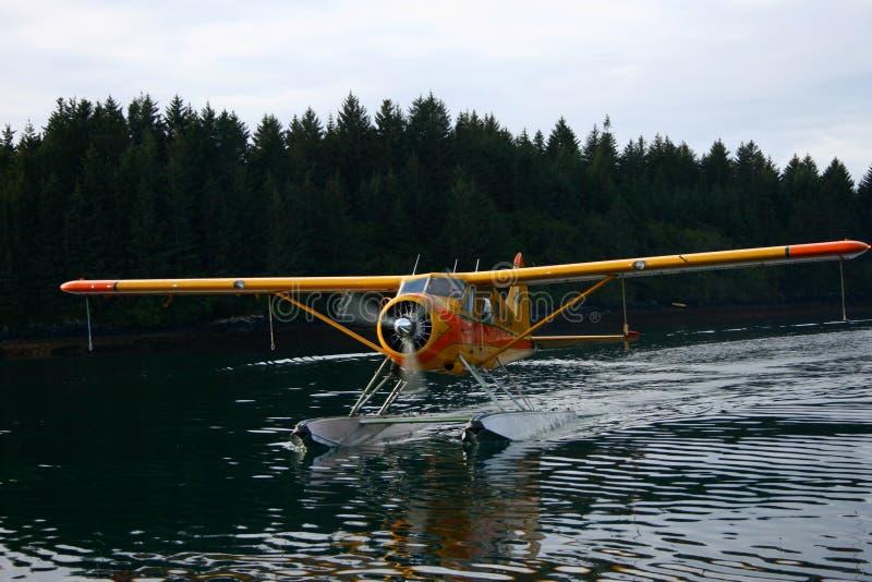Biberflugzeug stockfotos