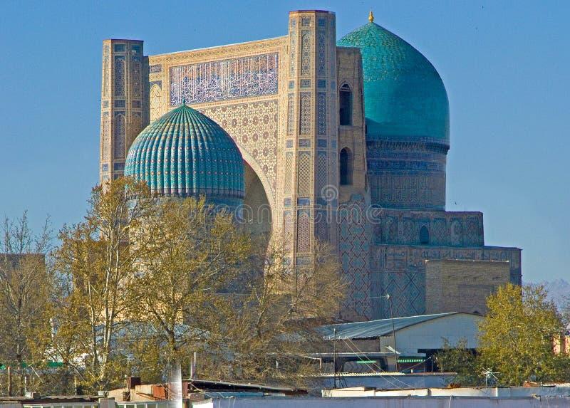 Bibi Honum Domes stock foto