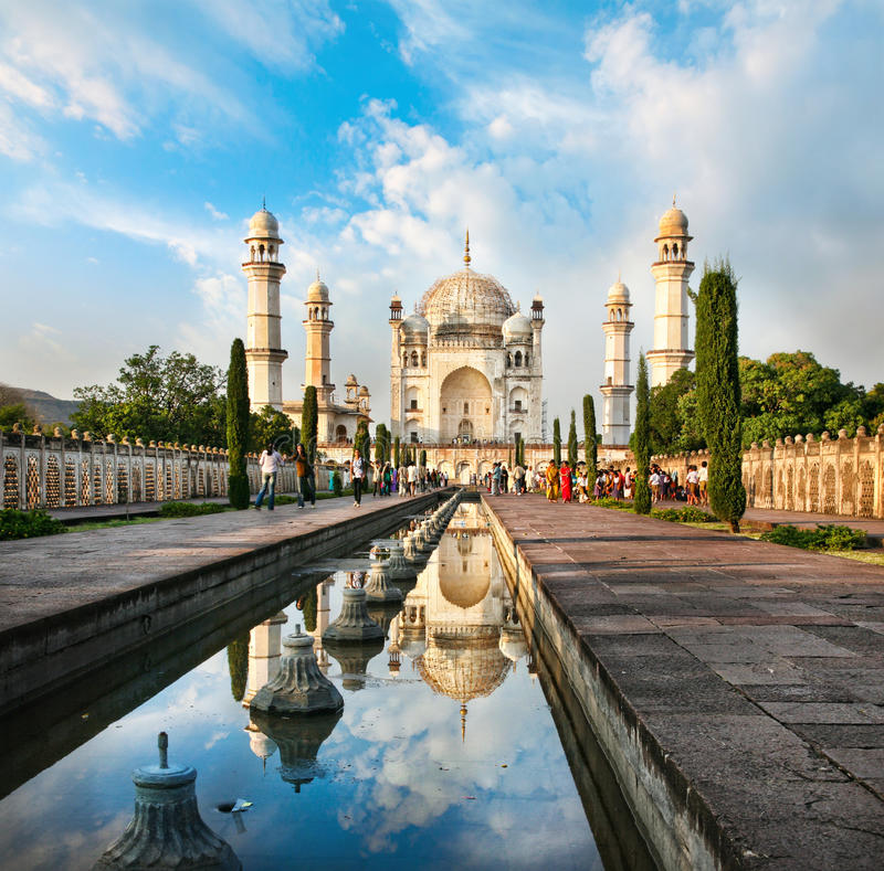 Bibi Ka Maqbara royalty free stock photos