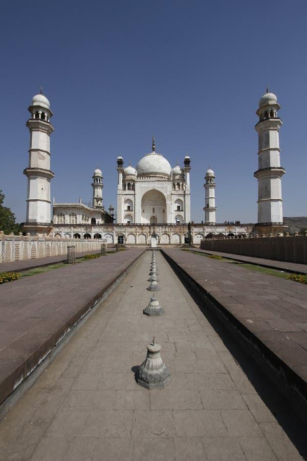 Bibi Ka Maqbara, Aurangabad stockbild