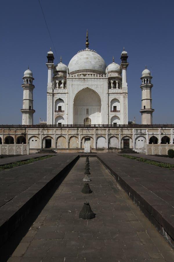 Bibi Ka Maqbara, Aurangabad, maharashtra fotografie stock