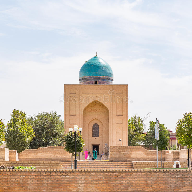Bibi-Khanym mauzoleum w Samarkand, Uzbekistan zdjęcia royalty free