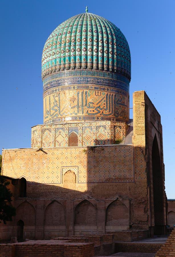 Free Bibi-Khanym Mosque - Registan - Samarkand - Uzbekistan Royalty Free Stock Photography - 50893617