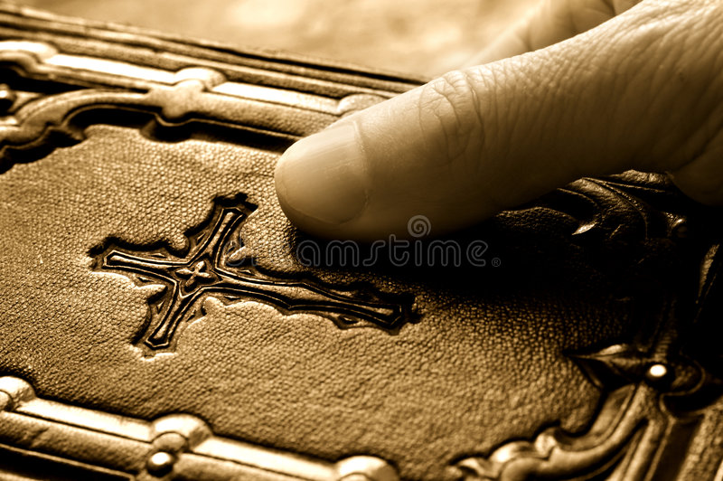 Bible images stock