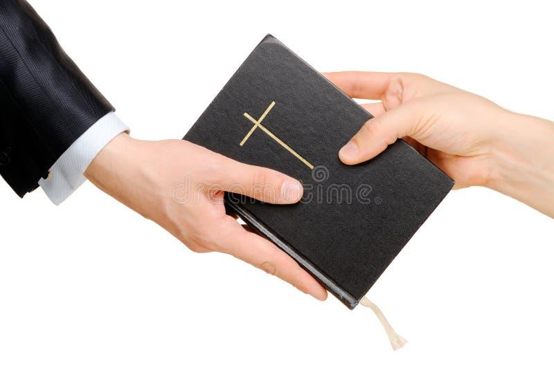 Bible photo libre de droits
