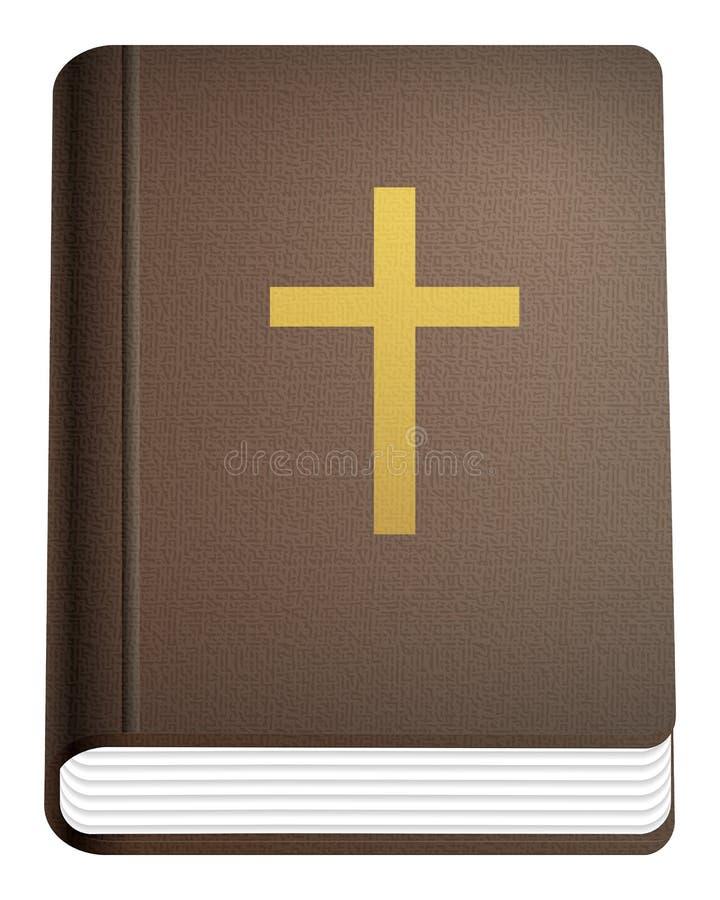 Download Bible stock vector. Illustration of cross, closed, design - 24552368