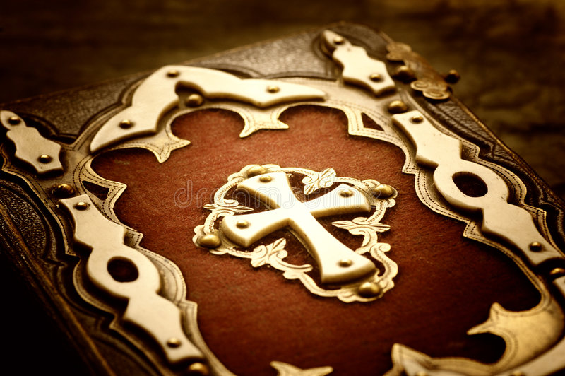 Download Bible stock image. Image of religious, cross, sacred, vintage - 4691965