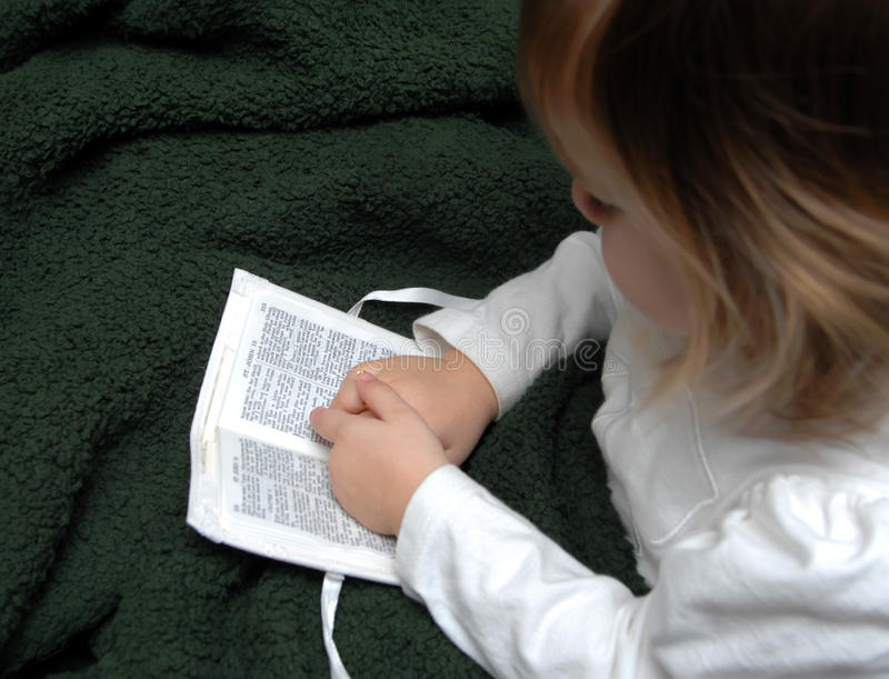 Bible de chéri photos libres de droits