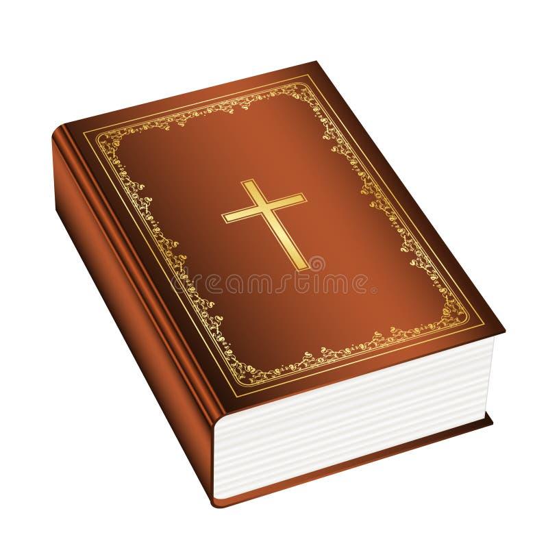 Bible de houx illustration libre de droits