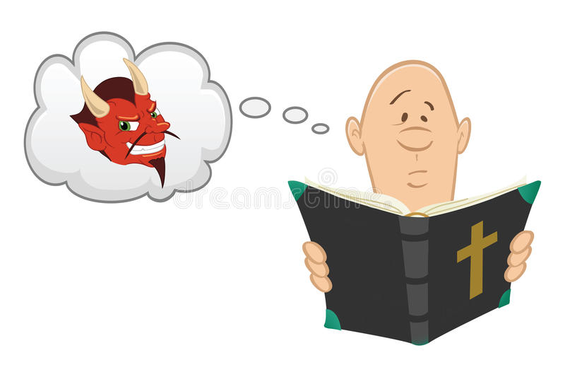 Download Bible Devil Stock Images - Image: 27836064