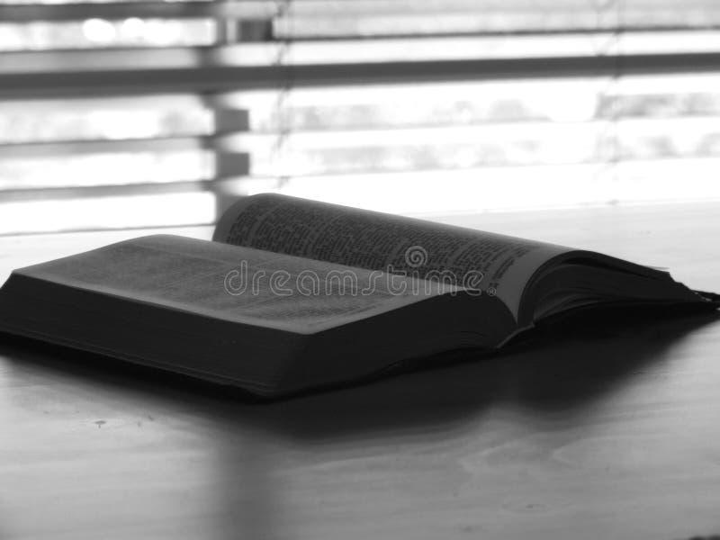 Bible II stock images