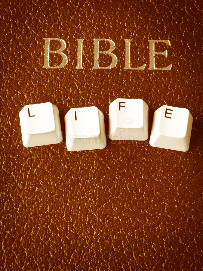 Bible life royalty free stock images