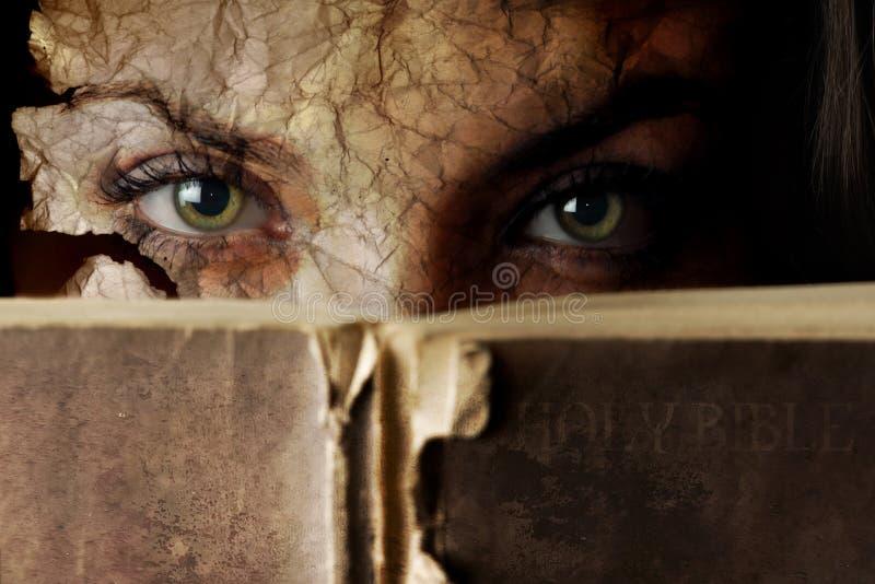 Bible sainte image libre de droits