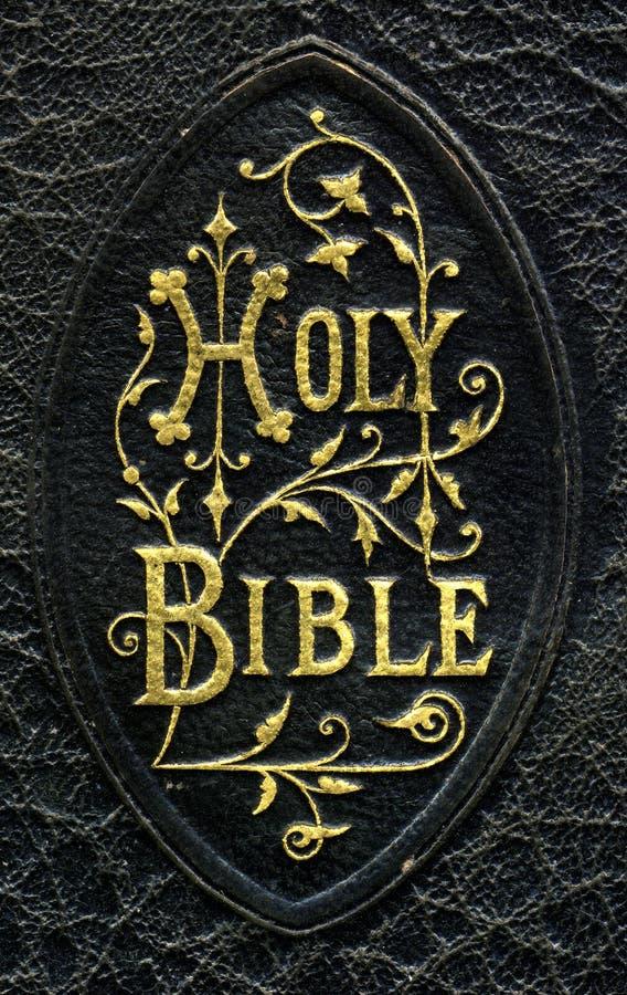 Bible sainte photographie stock libre de droits