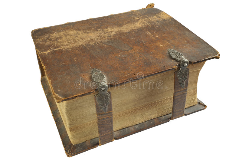 bible vieille image libre de droits