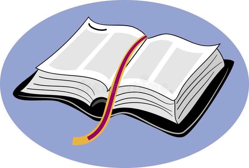 biblia święta ilustracja wektor