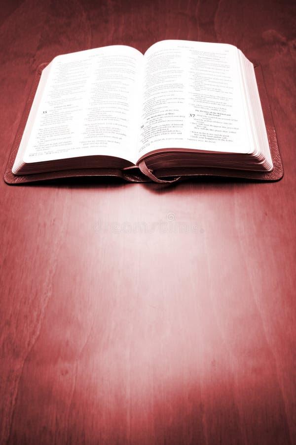 Biblia 2 imagen de archivo libre de regalías