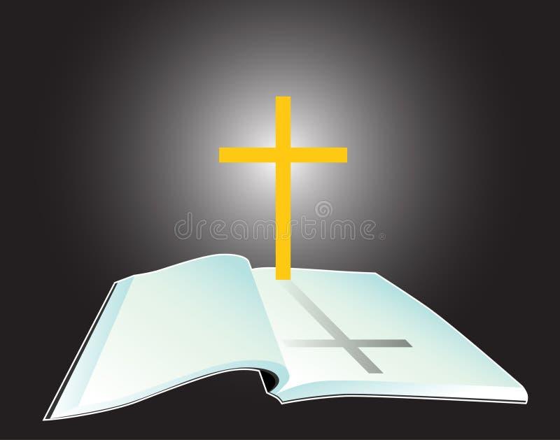 Biblia santa libre illustration