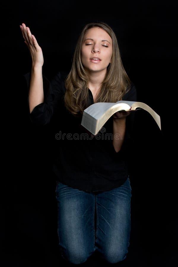 biblii kobieta zdjęcia royalty free