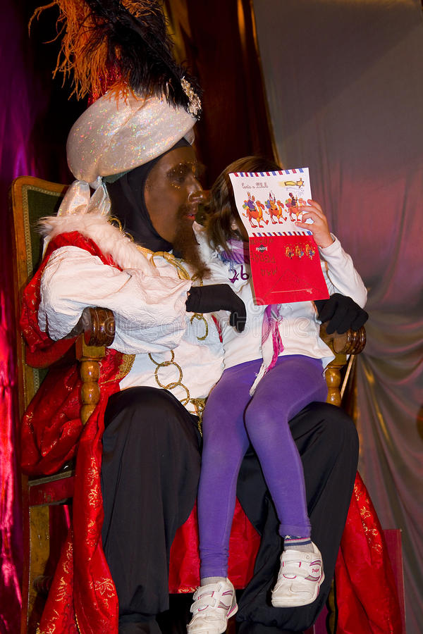 Biblijni Magi zdjęcie royalty free