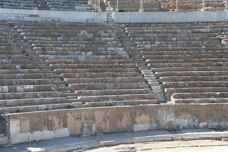 Biblijny Ephesus stadium fotografia stock
