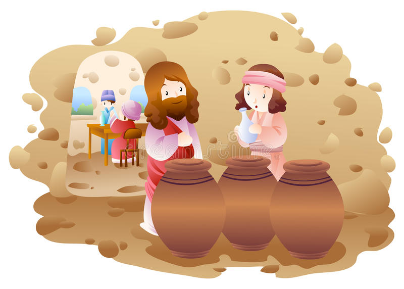 biblijny wyrażenie ilustracji