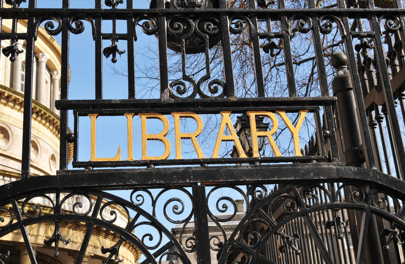 Biblioteca immagini stock