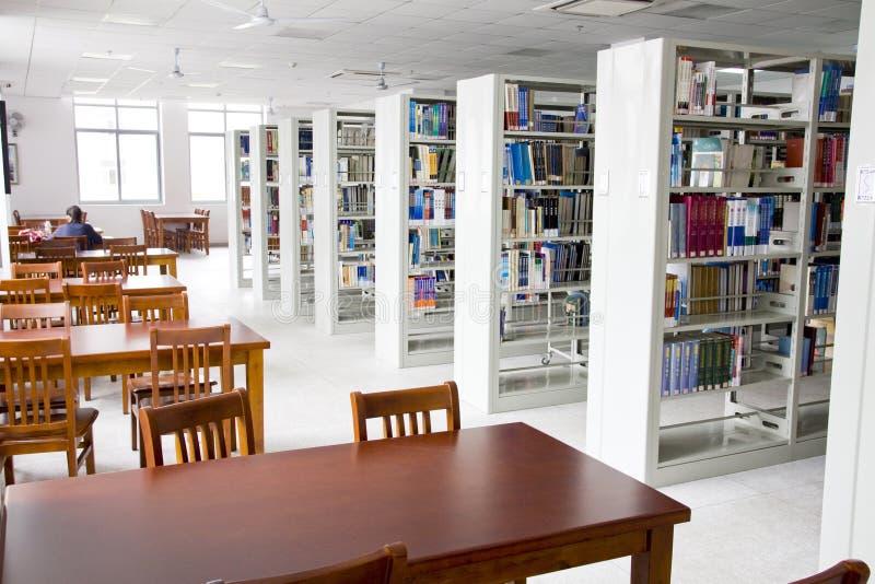 Biblioteca 9 imagens de stock