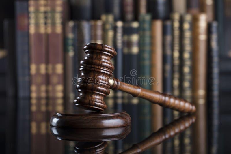 Biblioteca da sala do tribunal Lugar para a tipografia imagem de stock royalty free