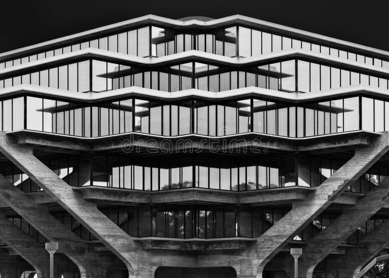 Biblioteca de Geisel foto de stock royalty free