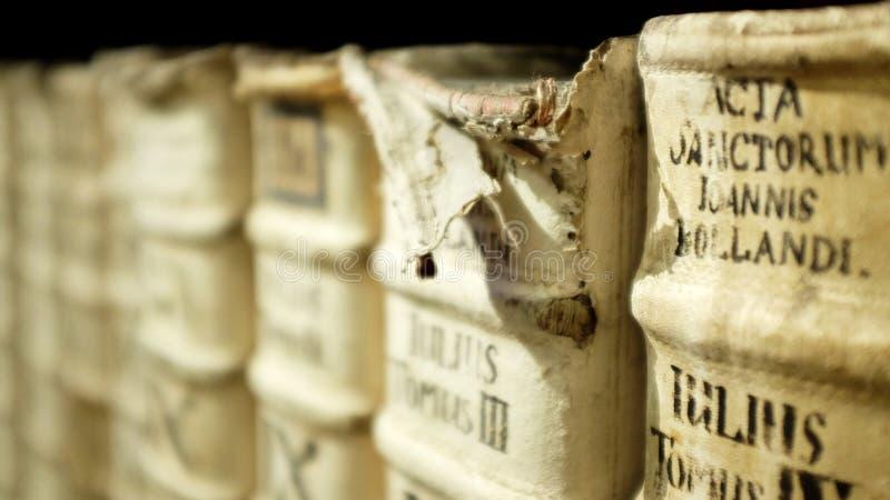 Biblioteca de Strahov em Praga imagem de stock royalty free